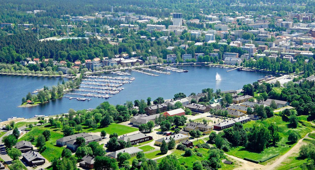 Lappeenranta – pieni, suuri kaupunki
